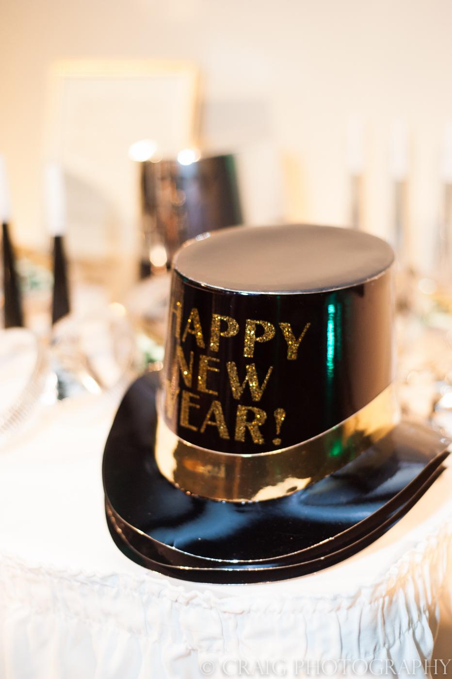 New Year's Eve Wedding WV-0054