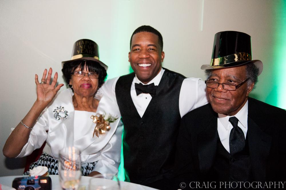 New Year's Eve Wedding WV-0084