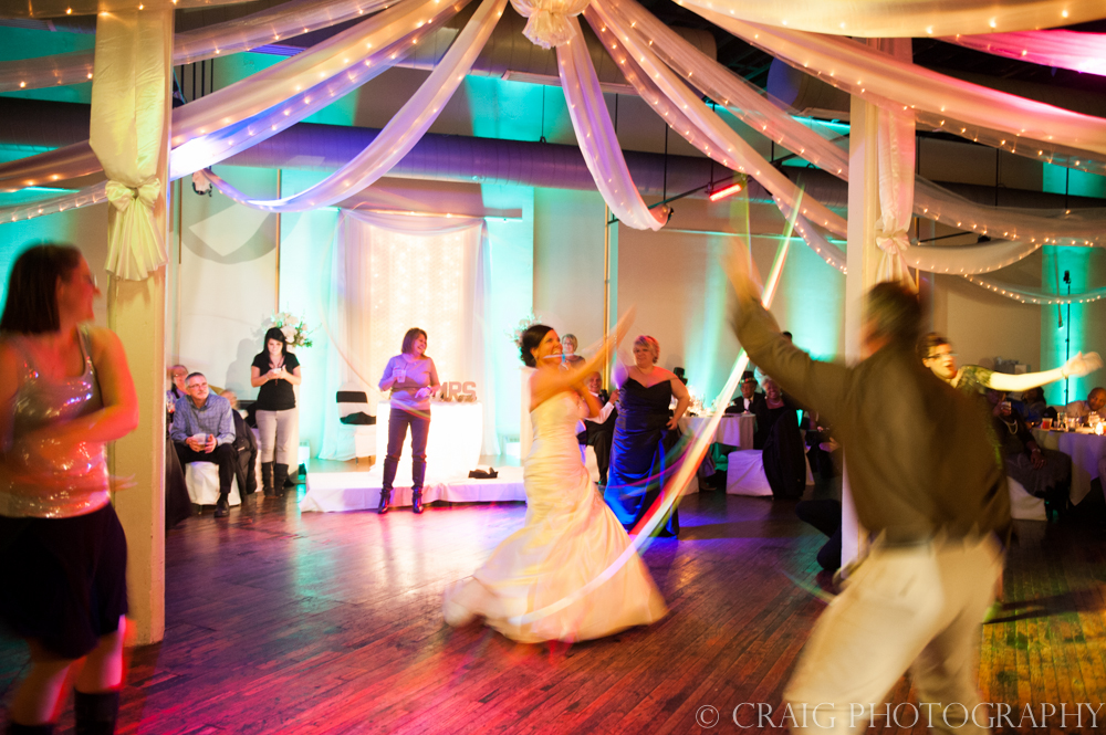 New Year's Eve Wedding WV-0088