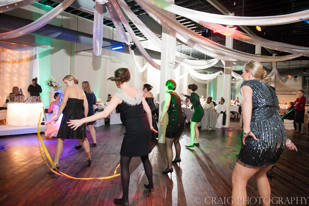 New Year's Eve Wedding WV-0090
