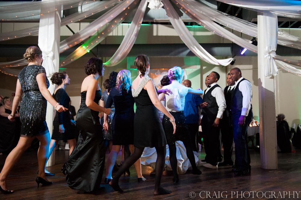 New Year's Eve Wedding WV-0097
