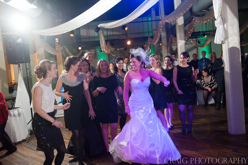 New Year's Eve Wedding WV-0099