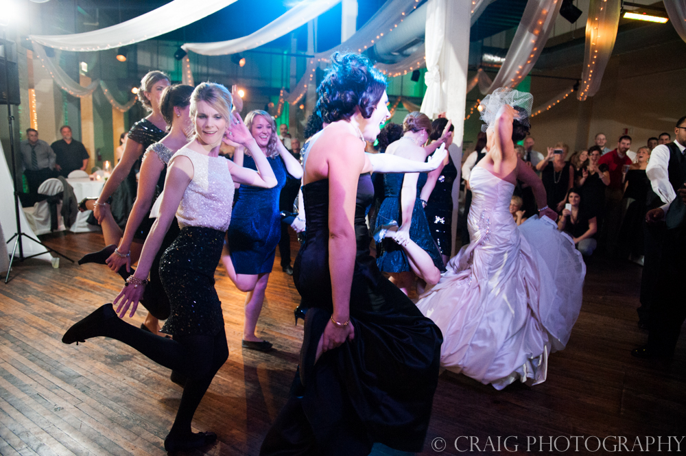 New Year's Eve Wedding WV-0106