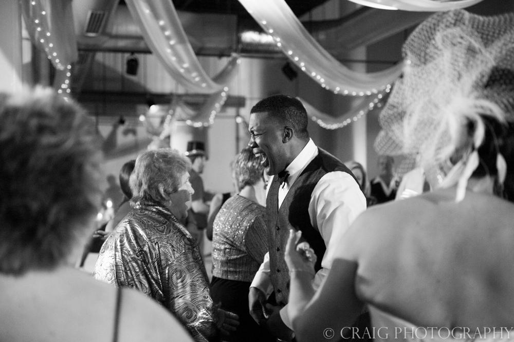 New Year's Eve Wedding WV-0117