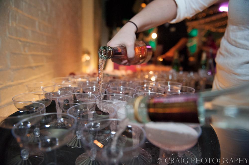 New Year's Eve Wedding WV-0125