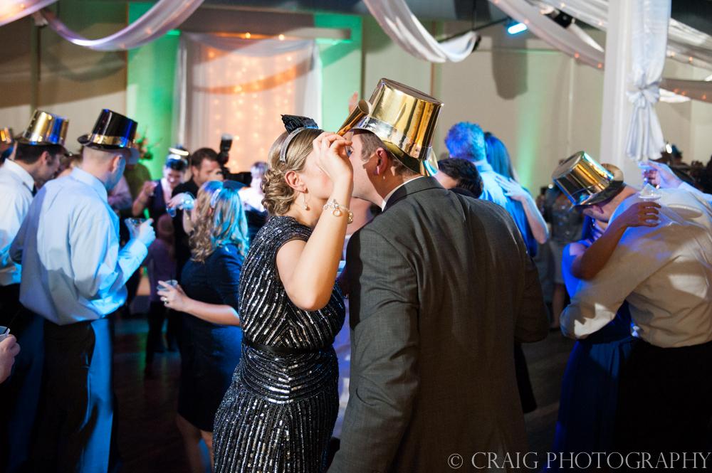 New Year's Eve Wedding WV-0129