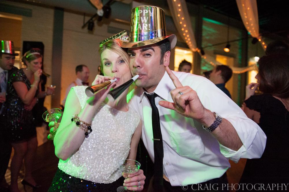 New Year's Eve Wedding WV-0130