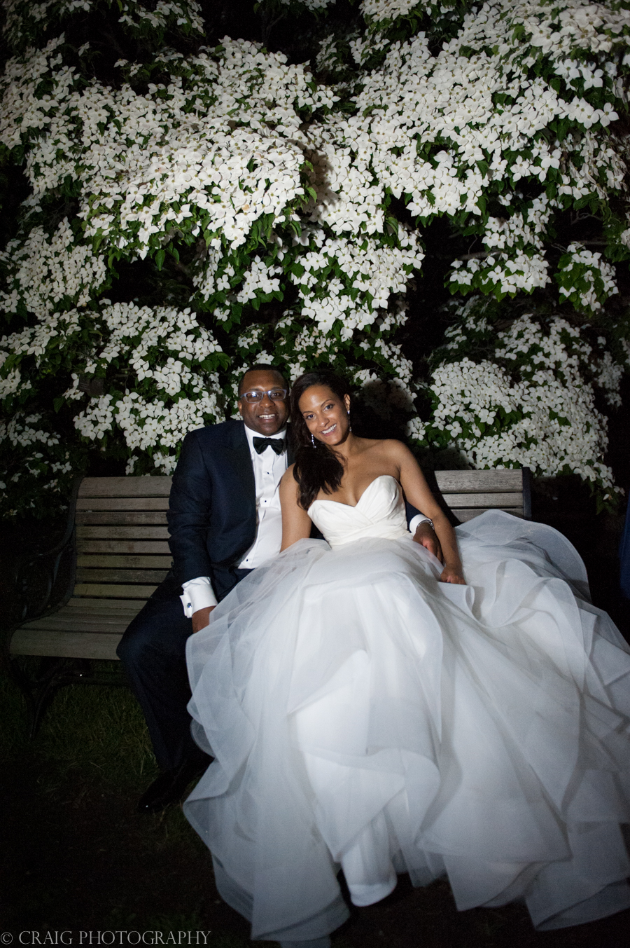Phipps Conseratory Weddings | Wedding Photo Booth Homemade Moss Frame-0016