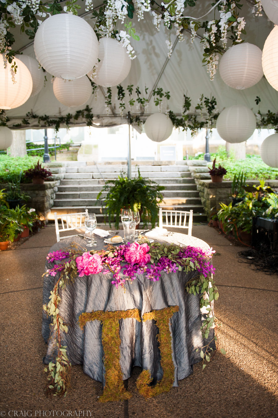 Phipps Conservatory Weddings and Receptions-0072