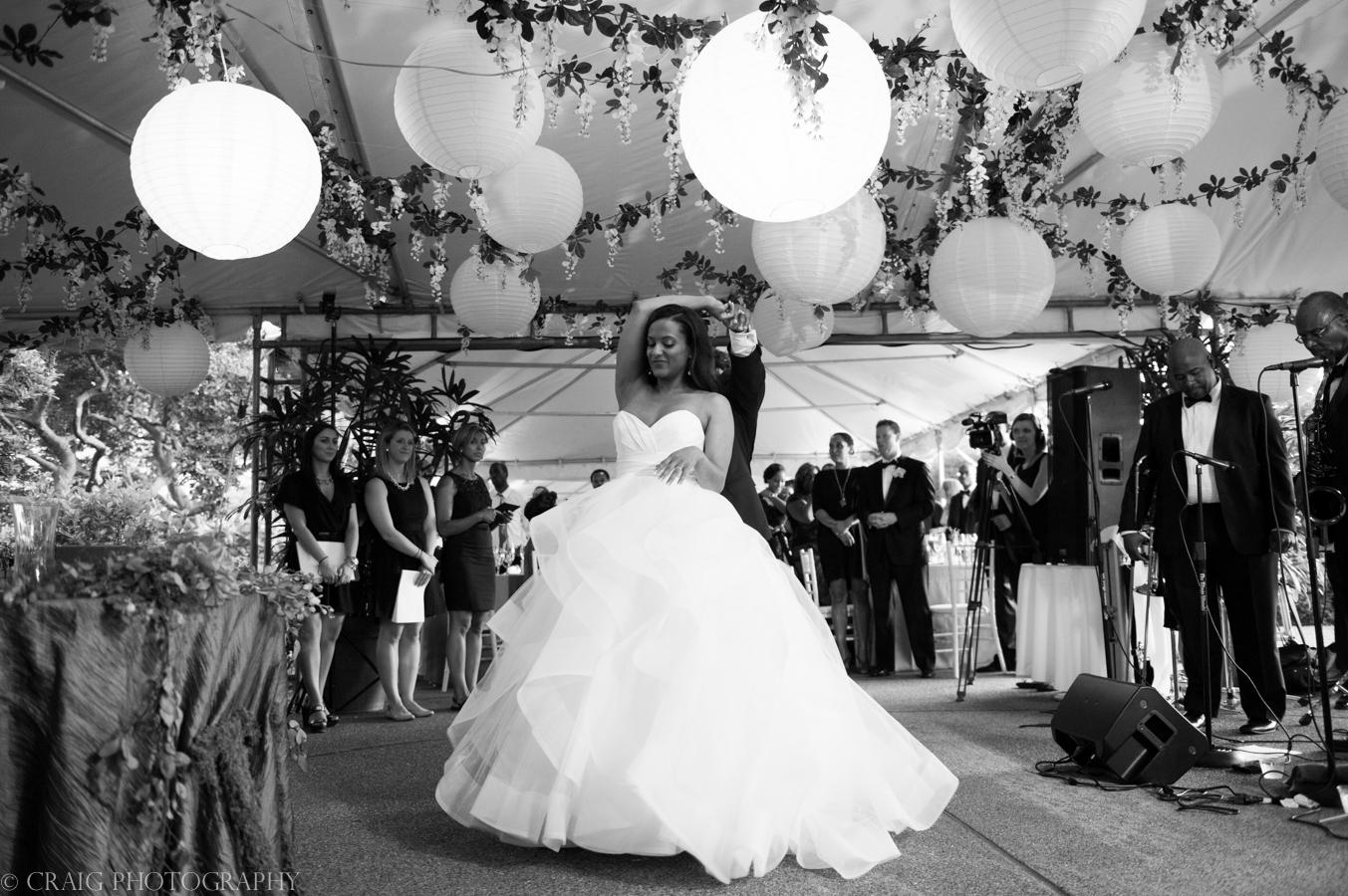 Phipps Conservatory Weddings and Receptions-0076