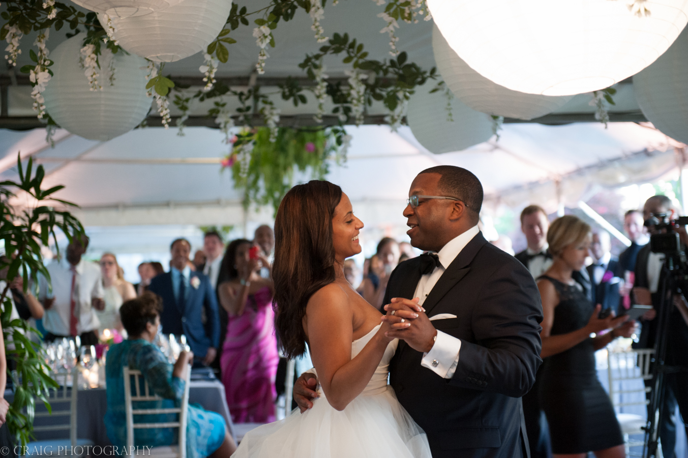 Phipps Conservatory Weddings and Receptions-0077