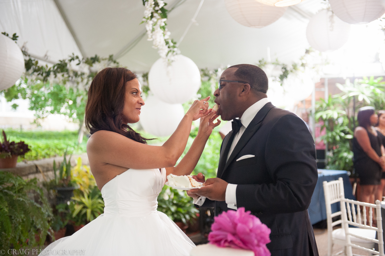 Phipps Conservatory Weddings and Receptions-0079