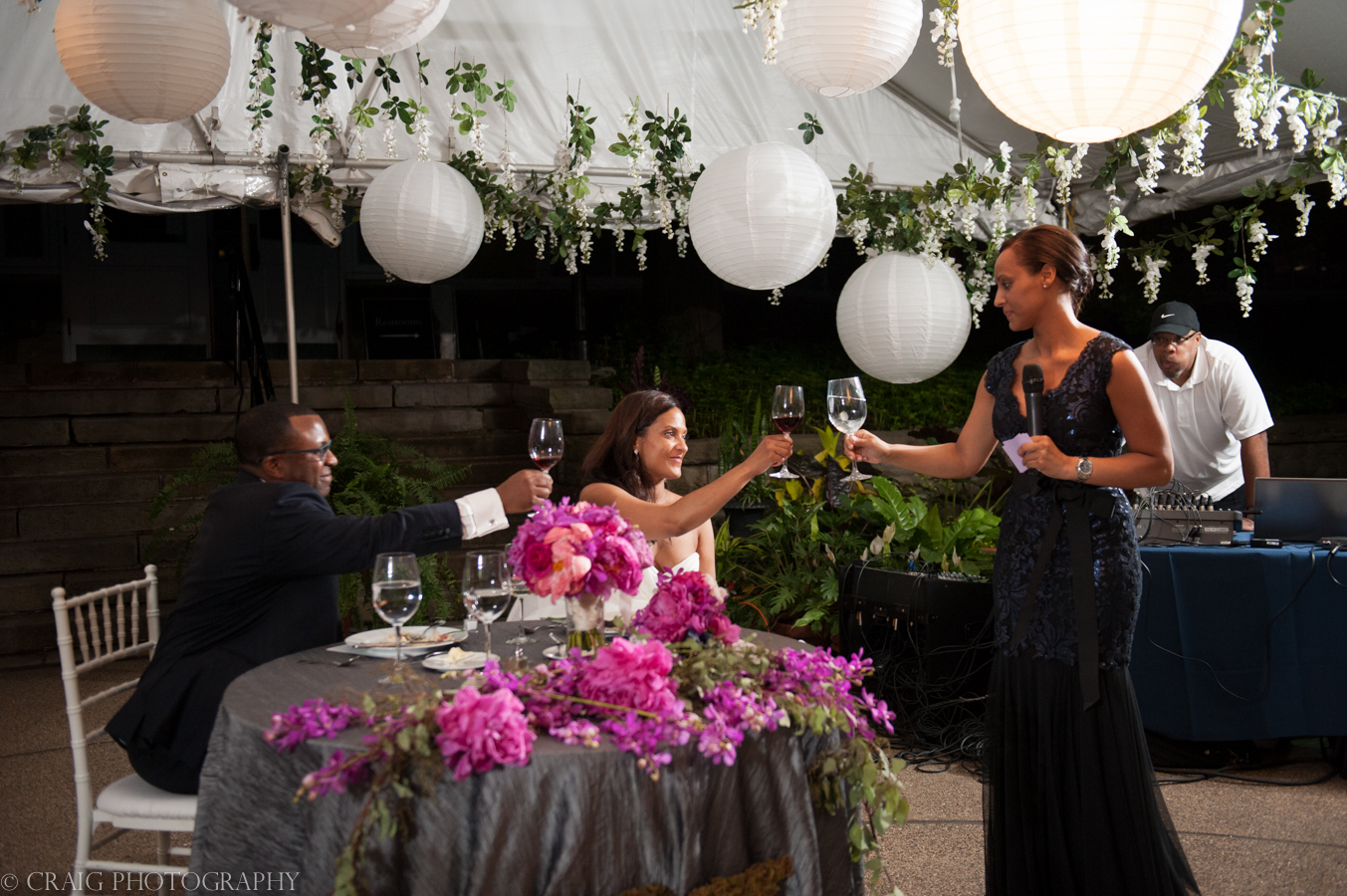 Phipps Conservatory Weddings and Receptions-0085