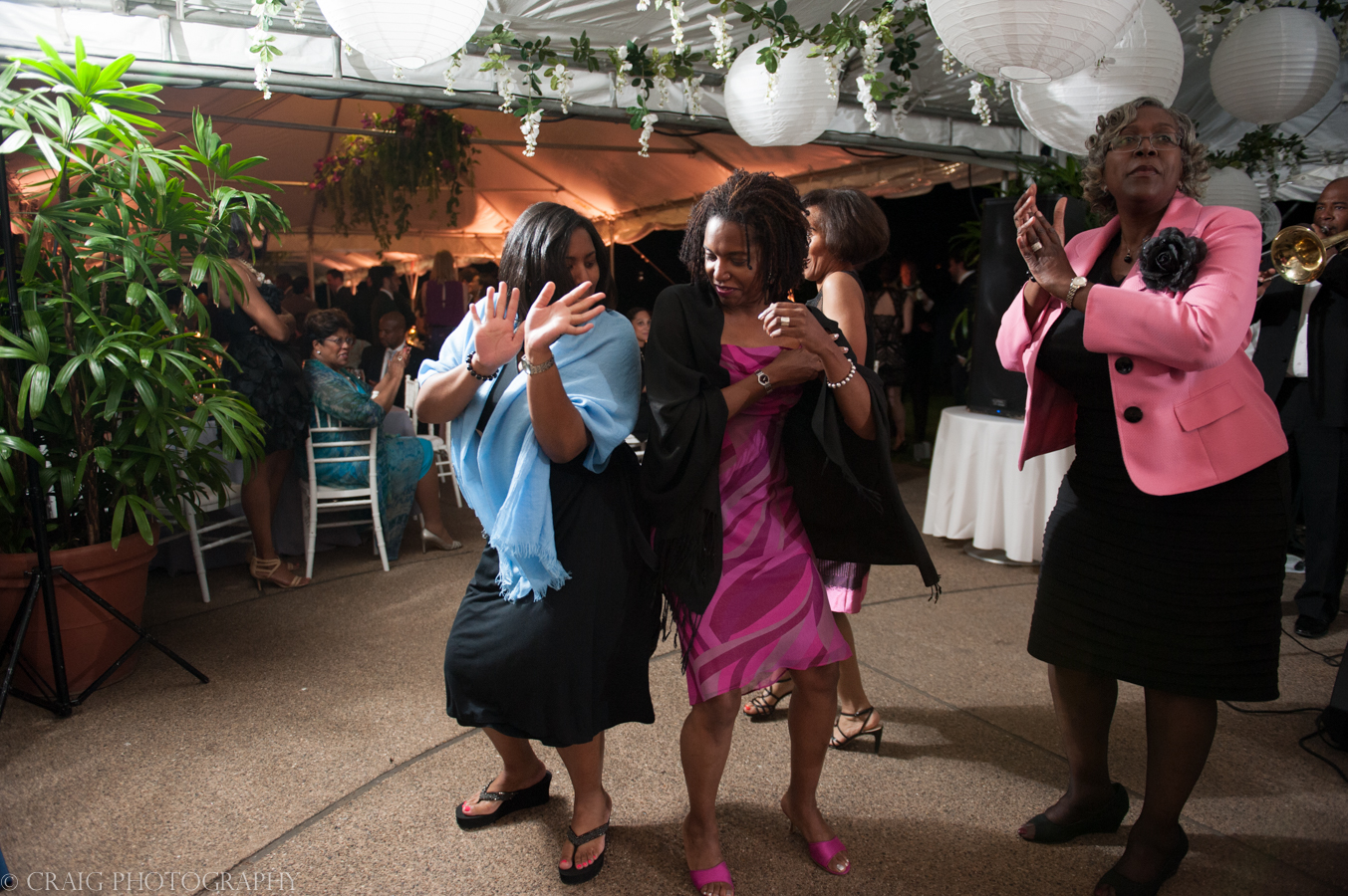 Phipps Conservatory Weddings and Receptions-0090