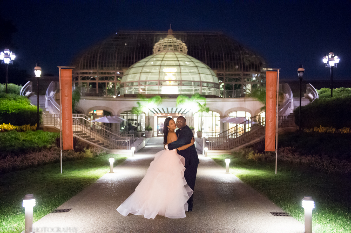 Phipps Conservatory Weddings and Receptions-0107
