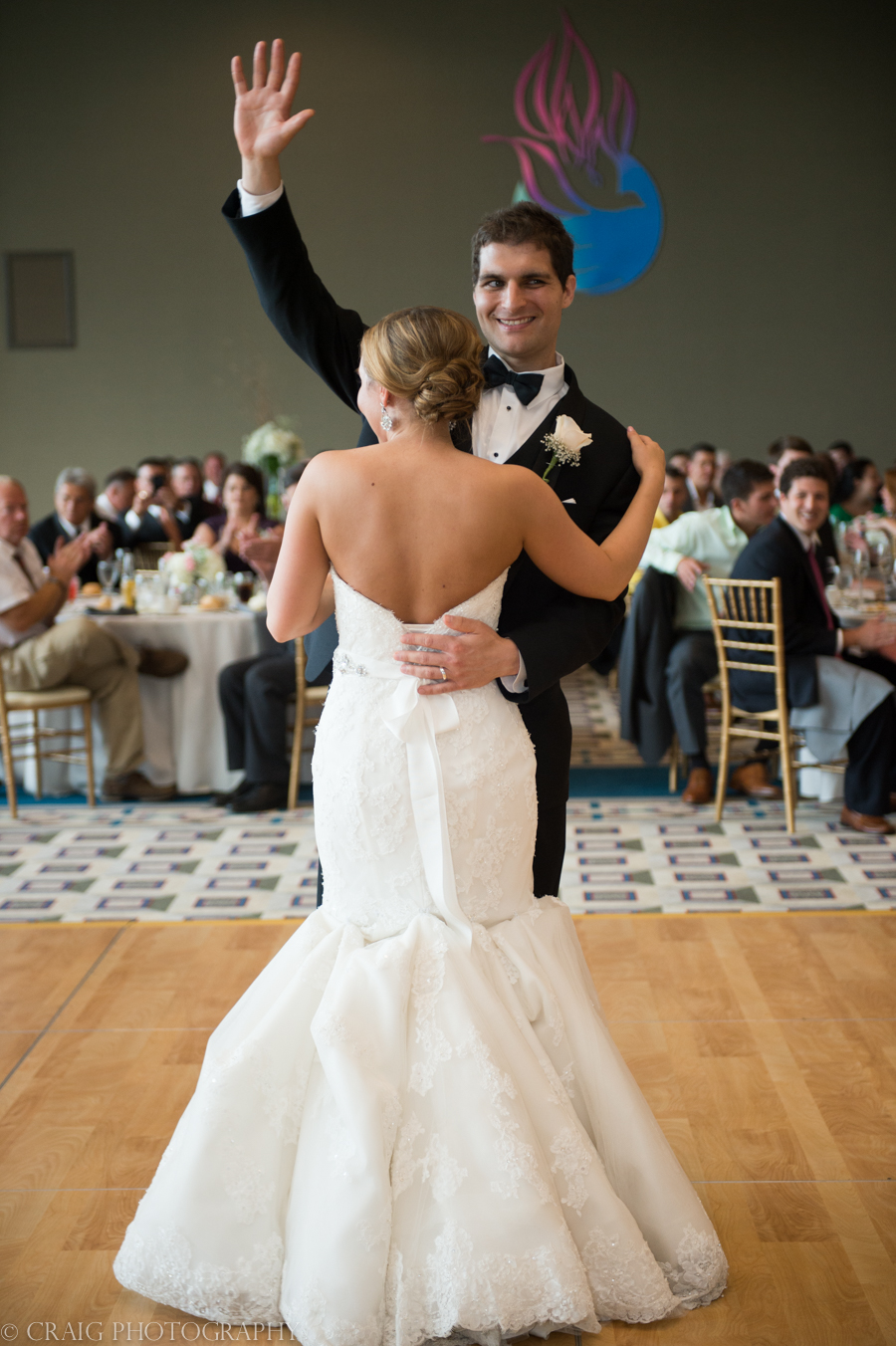 Duquesne University Power Center Ballroom Weddings-0049