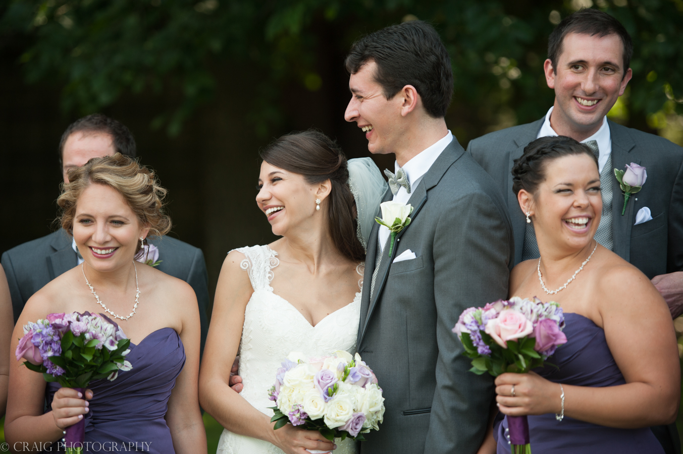 Carnegie Museum Wedding and Receptions -0001