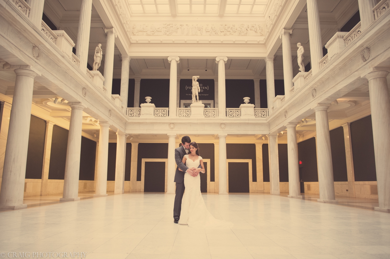 Carnegie Museum Wedding and Receptions -0014