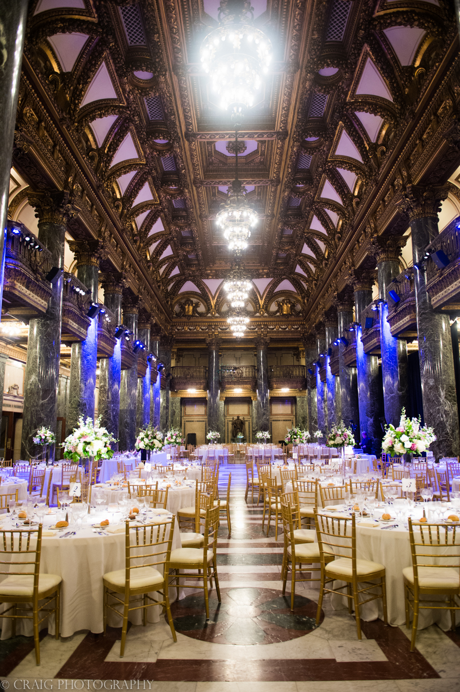 Carnegie Museum Wedding and Receptions -0021