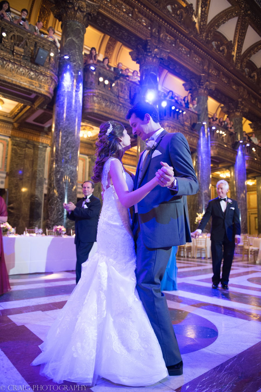 Carnegie Museum Wedding and Receptions -0034