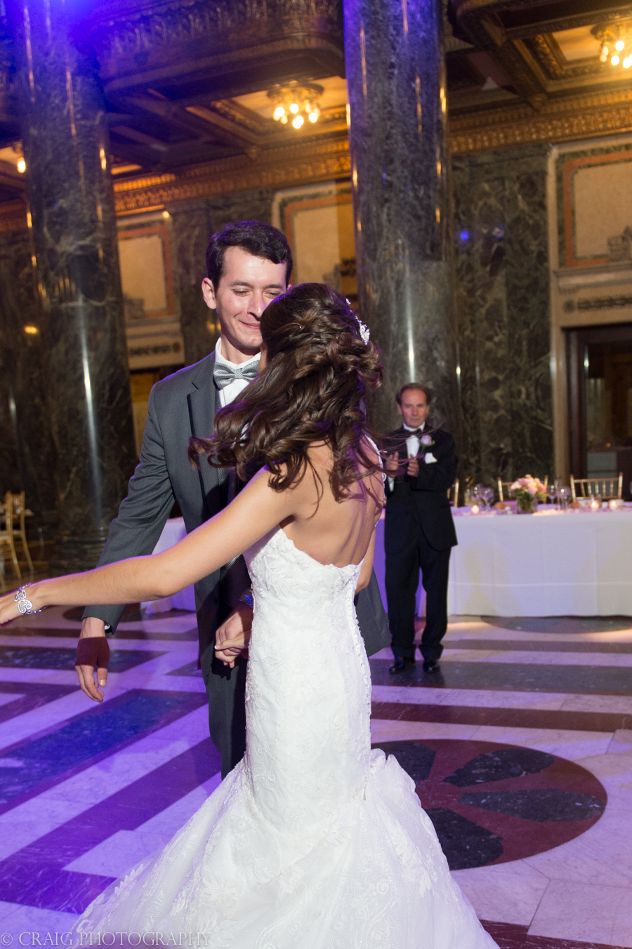Carnegie Museum Wedding and Receptions -0036