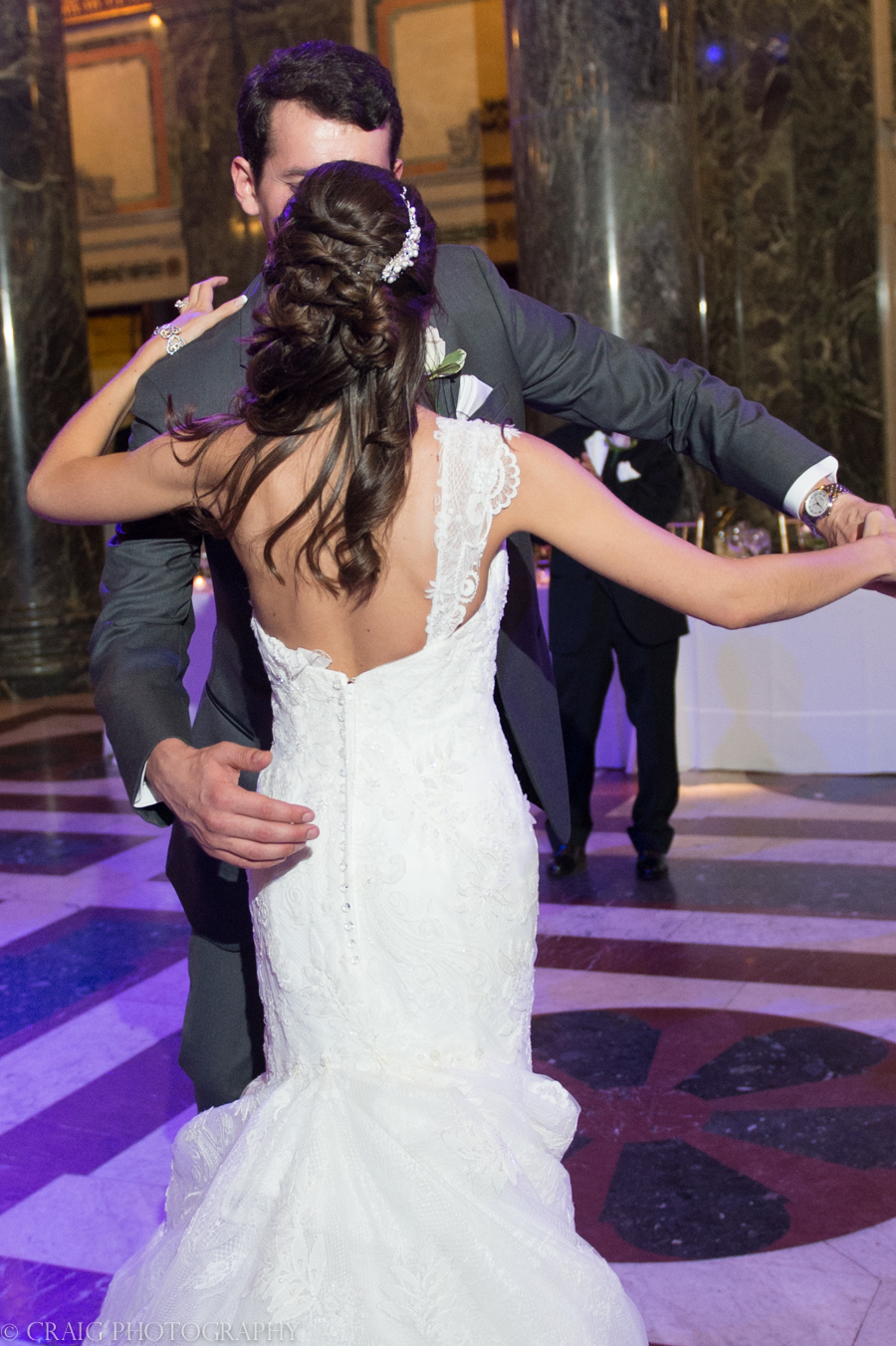 Carnegie Museum Wedding and Receptions -0037