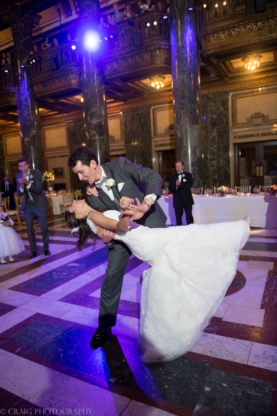 Carnegie Museum Wedding and Receptions -0038