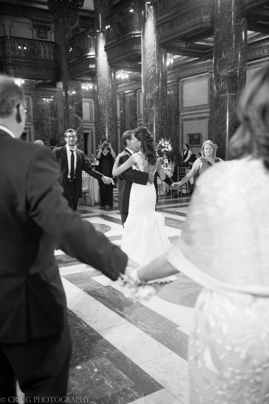 Carnegie Museum Wedding and Receptions -0048