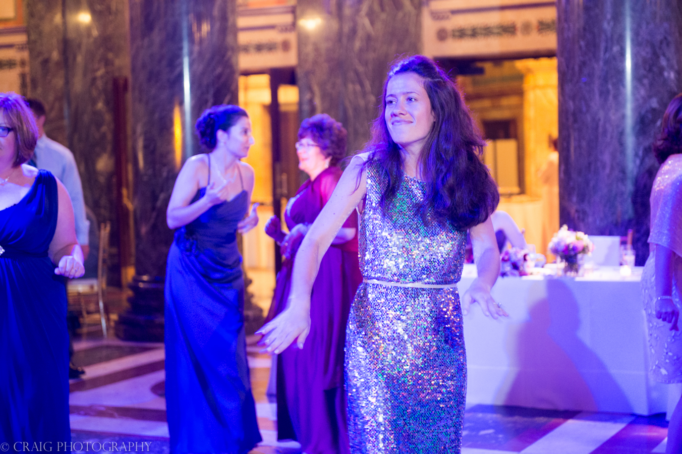 Carnegie Museum Wedding and Receptions -0054