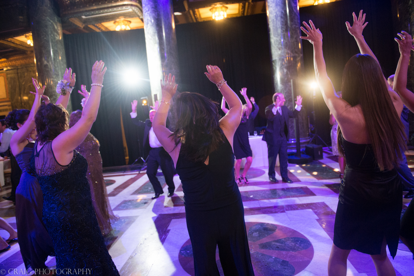 Carnegie Museum Wedding and Receptions -0060