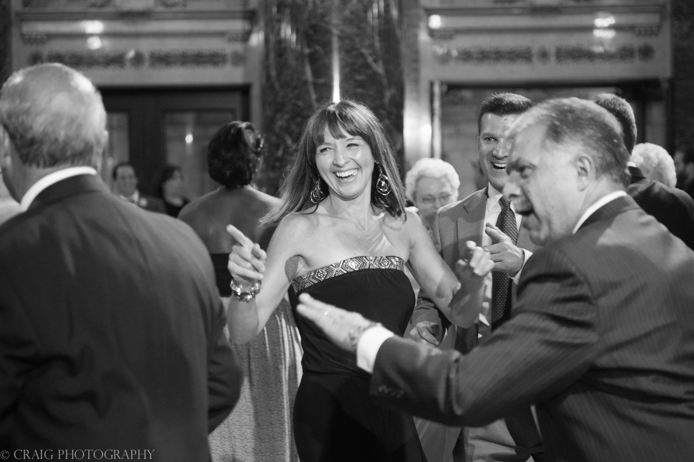Carnegie Museum Wedding and Receptions -0065