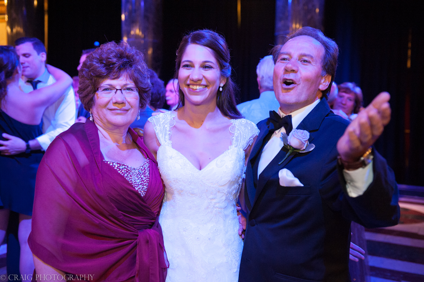 Carnegie Museum Wedding and Receptions -0072