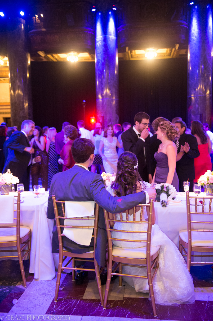 Carnegie Museum Wedding and Receptions -0074
