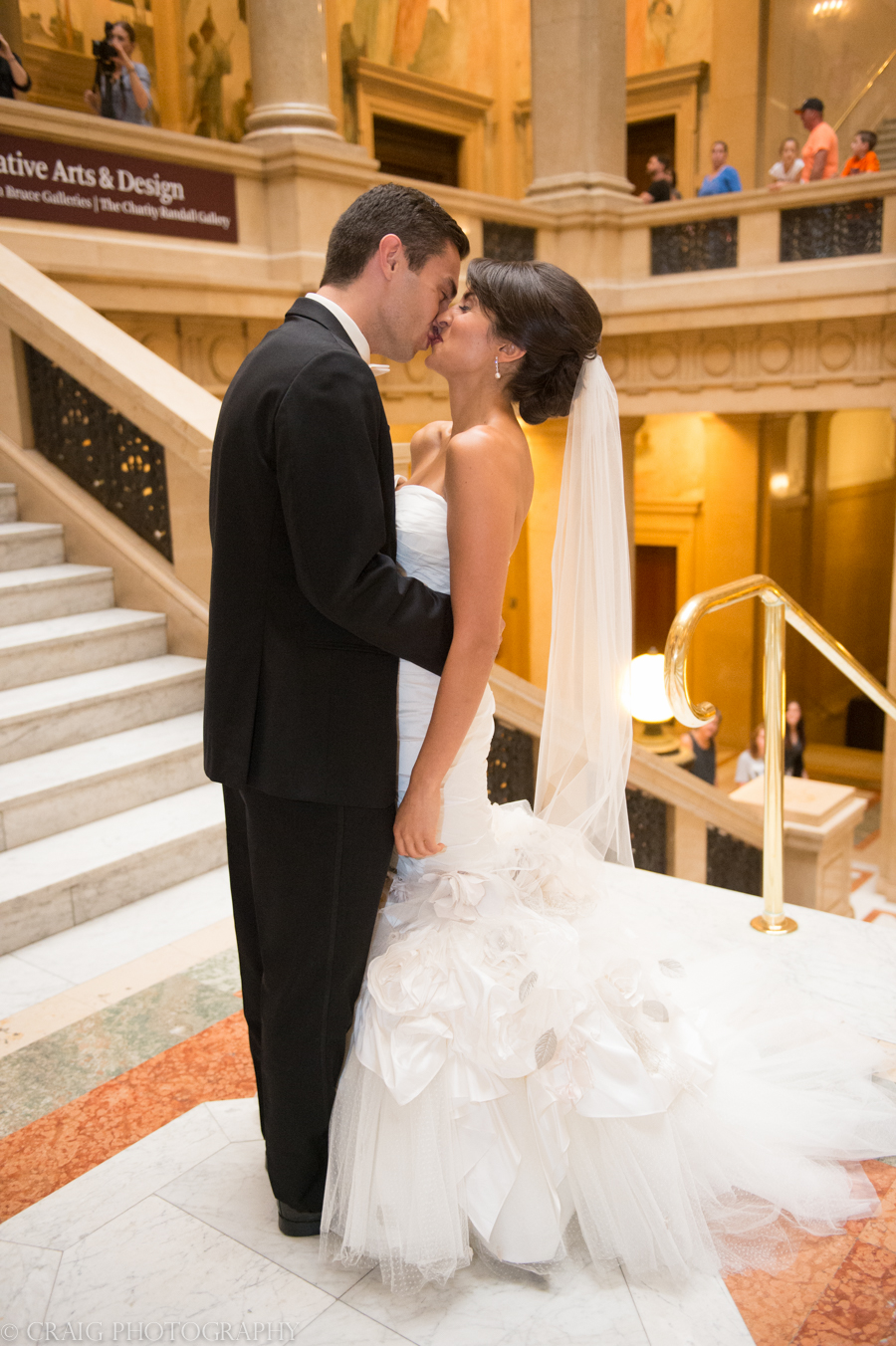 Carnegie Museum of Art Weddings and Receptions-0035