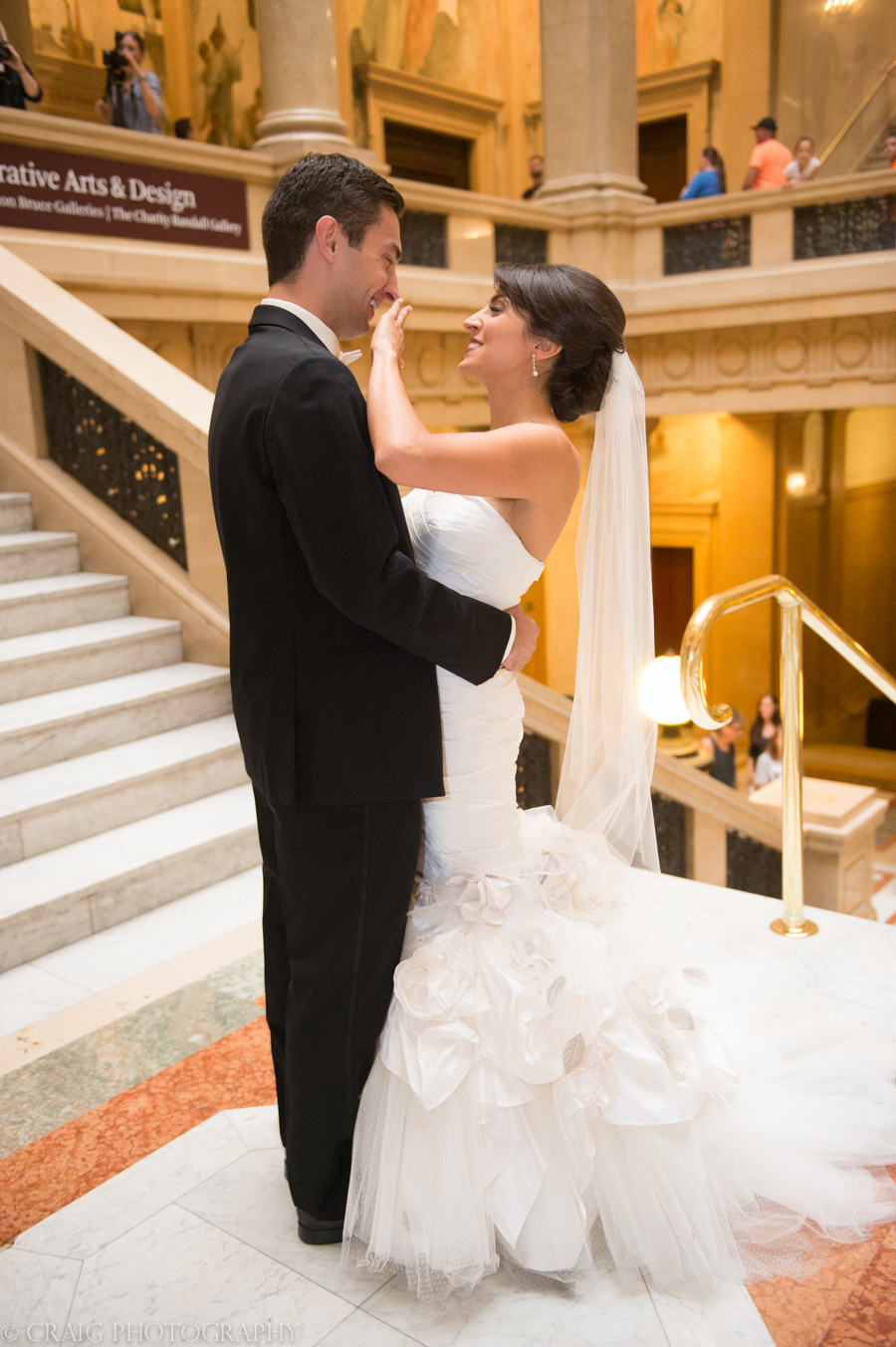 Carnegie Museum of Art Weddings and Receptions-0036