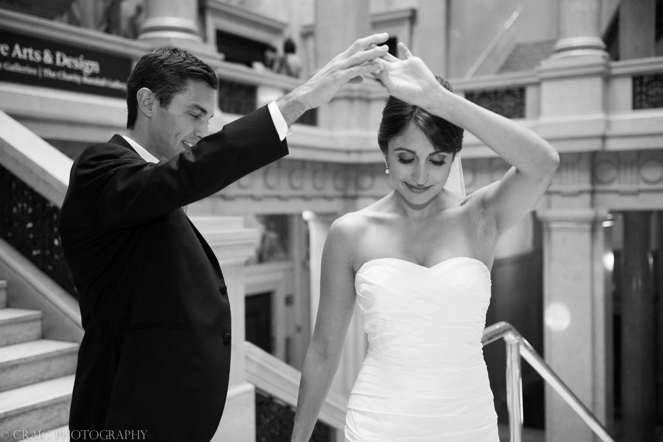 Carnegie Museum of Art Weddings and Receptions-0037