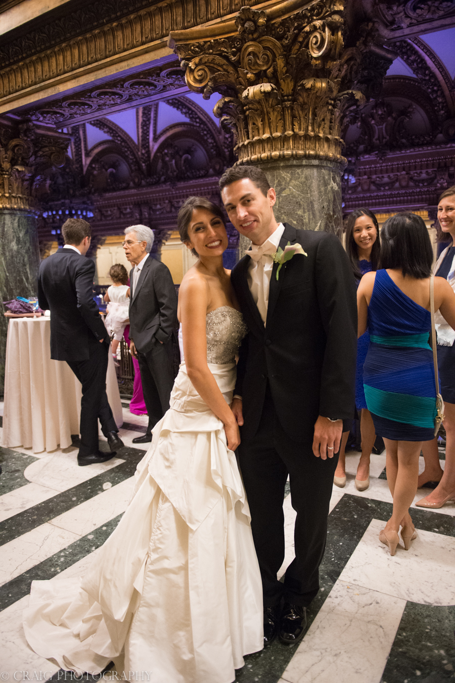 Carnegie Museum of Art Weddings and Receptions-0114