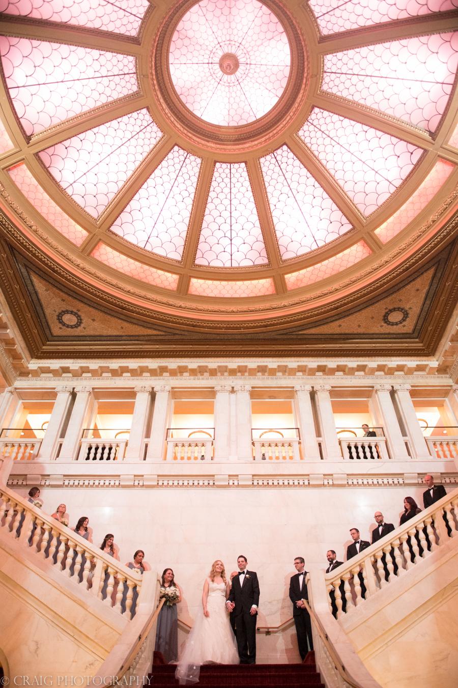 Marriott Renaissance Weddings Pittsburgh-0065