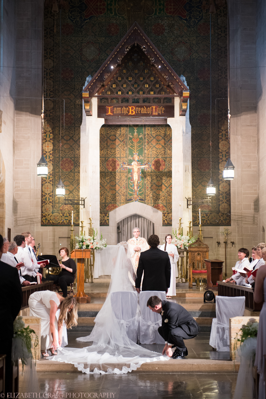 Sacred Heart Parish Omni William Penn Weddings Pittsburgh-0083