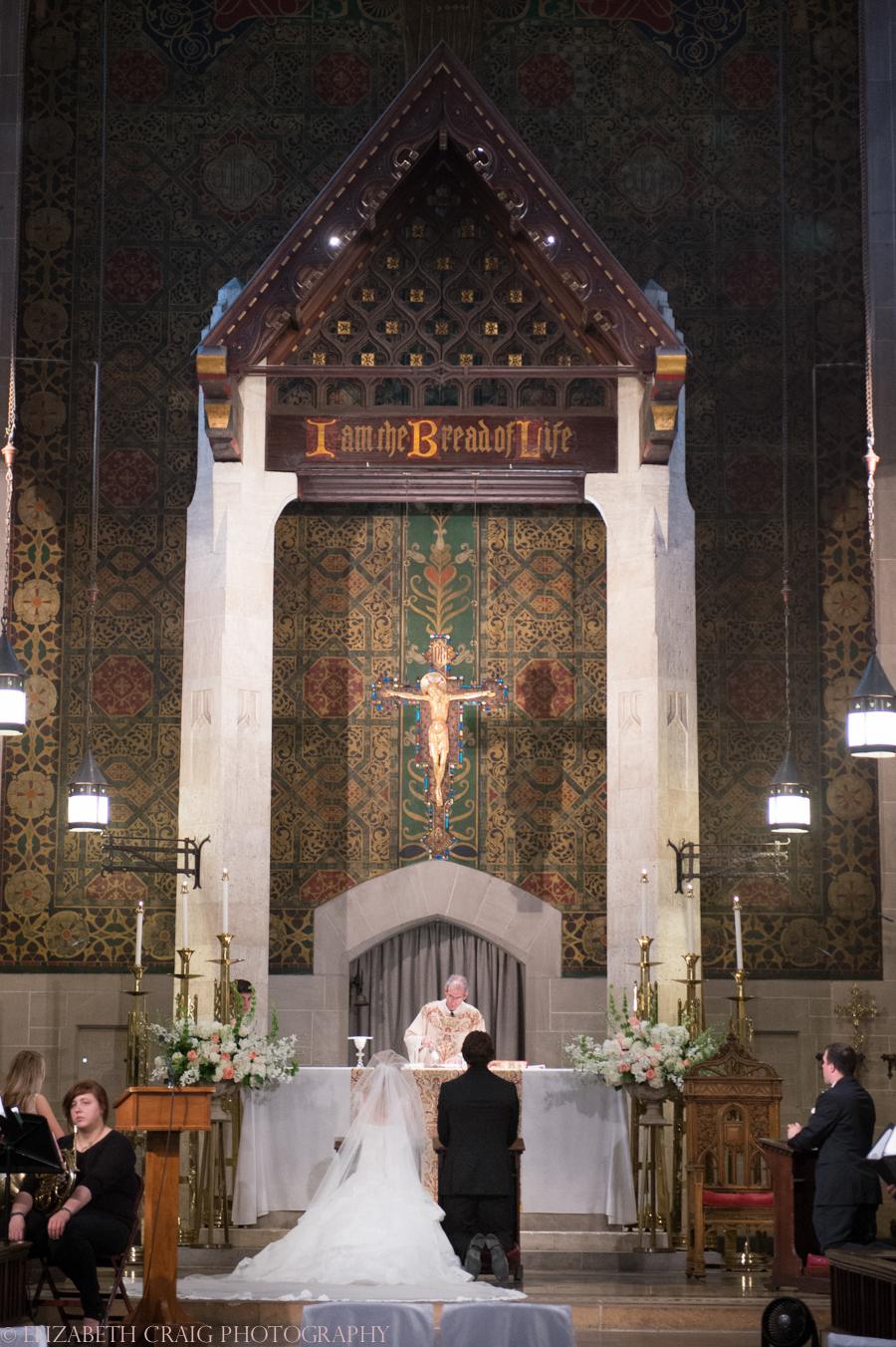 Sacred Heart Parish Omni William Penn Weddings Pittsburgh-0095