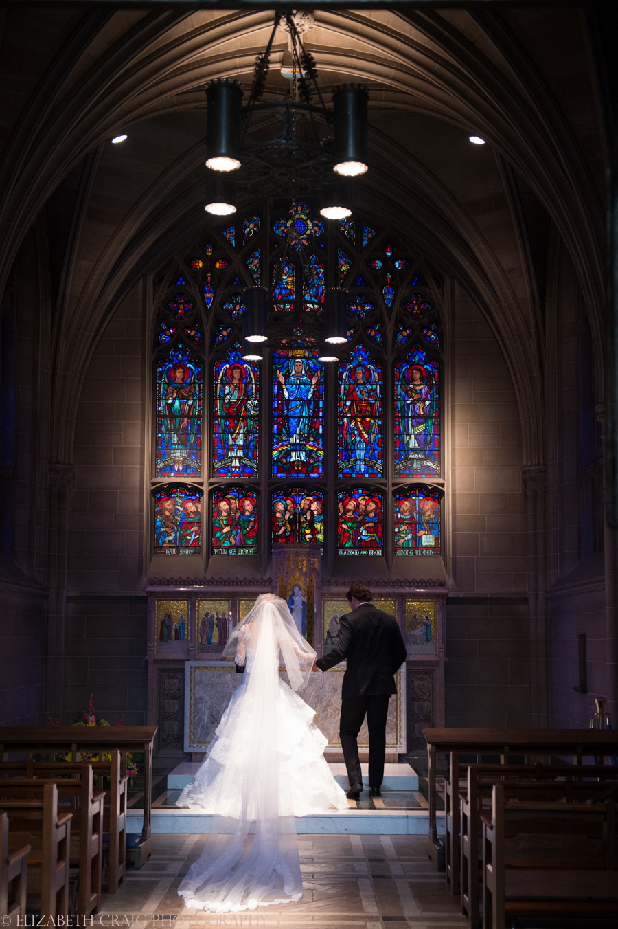 Sacred Heart Parish Omni William Penn Weddings Pittsburgh-0098
