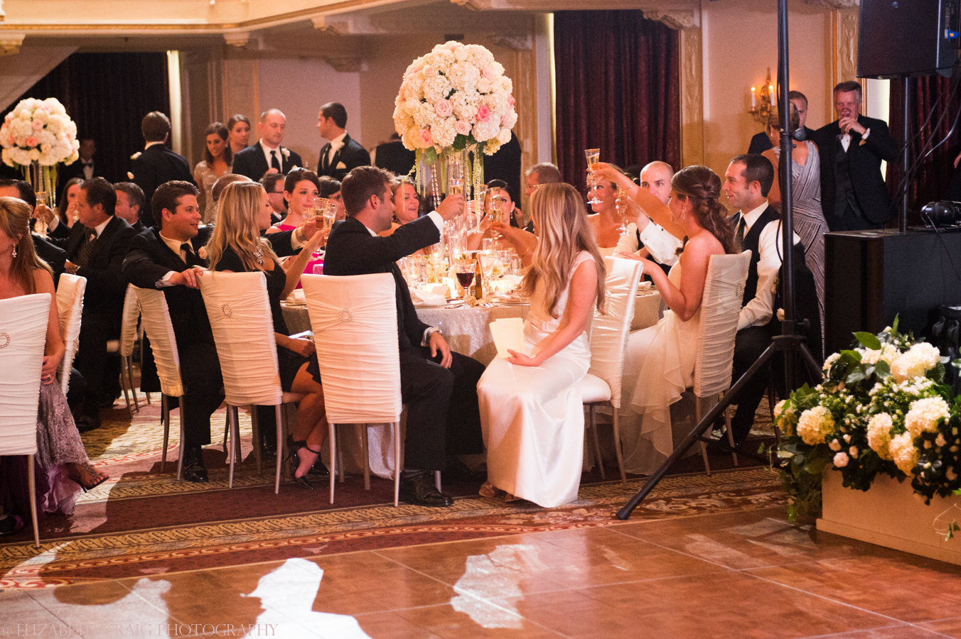 Sacred Heart Parish Omni William Penn Weddings Pittsburgh-0155