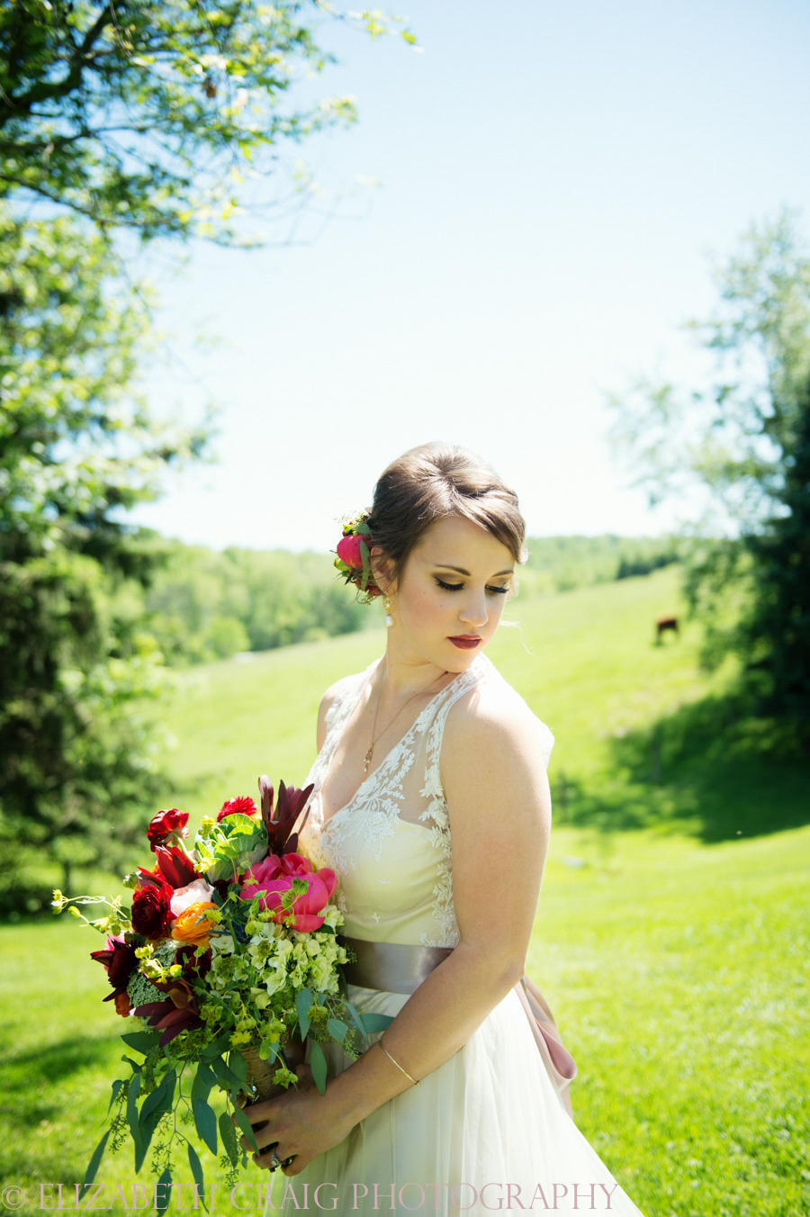 Shady Elms Farm Weddings and Receptions Elizabeth Craig Photography-0046