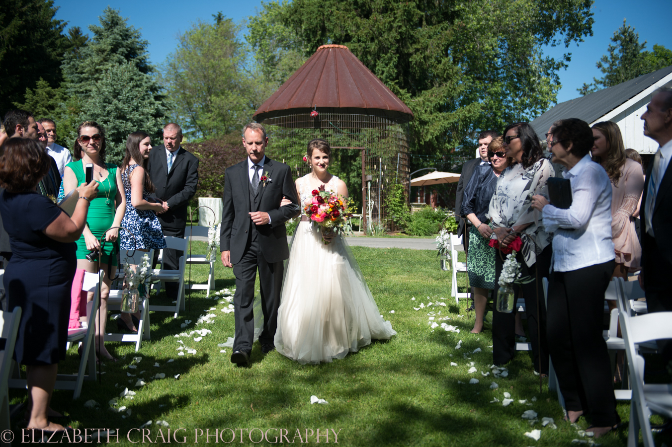 Shady Elms Farm Weddings and Receptions Elizabeth Craig Photography-0097