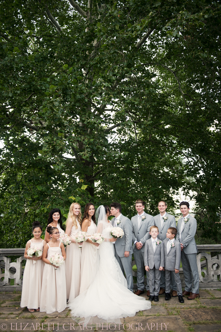 Mellon Park Wedding Photos-0023