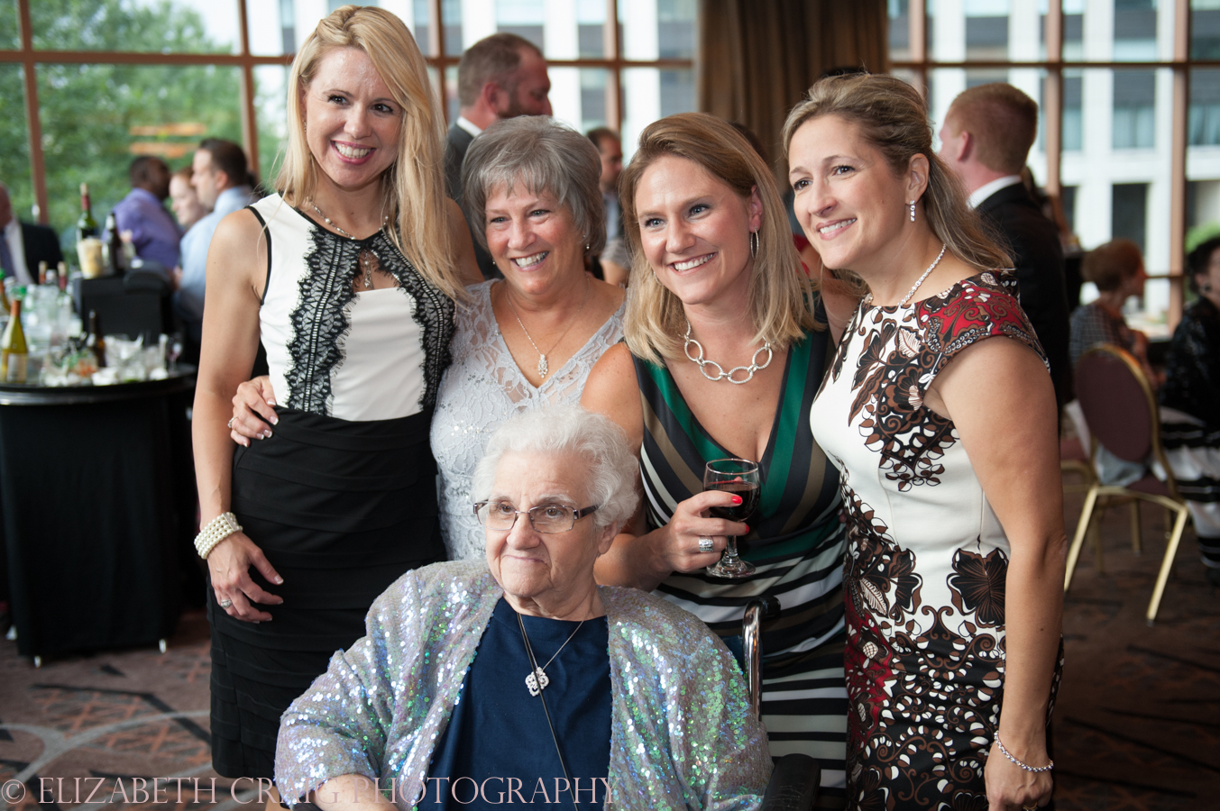 Wyndham Grand Pittsburgh Wedding and Reception Photos -0007