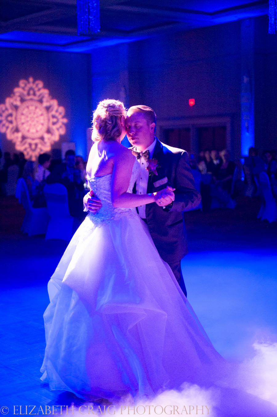 Wyndham Grand Pittsburgh Wedding and Reception Photos -0014