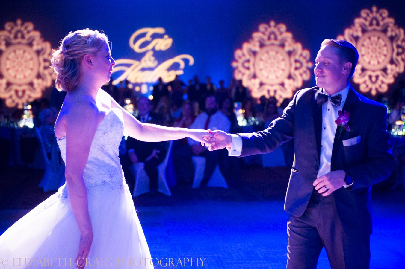 Wyndham Grand Pittsburgh Wedding and Reception Photos -0016