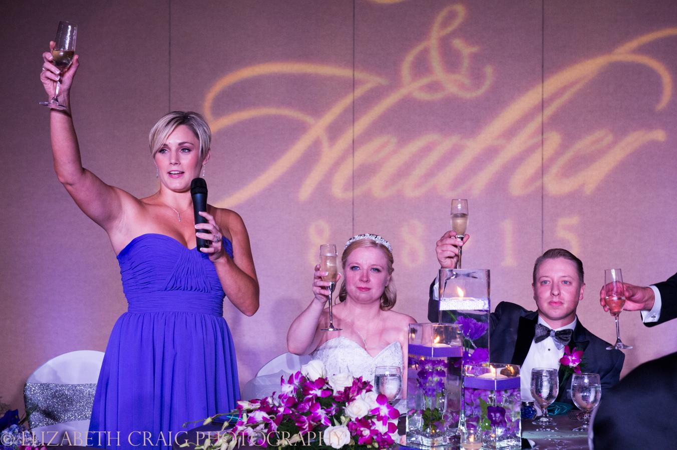 Wyndham Grand Pittsburgh Wedding and Reception Photos -0022