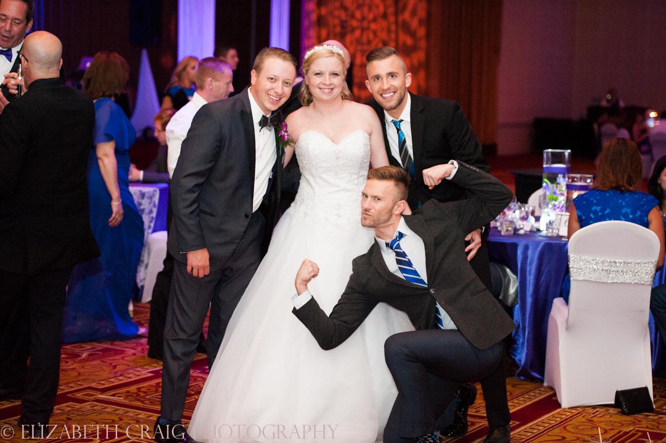 Wyndham Grand Pittsburgh Wedding and Reception Photos -0024